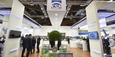 KSM auf der Euroguss 2018
