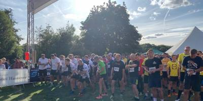 KSM at the 4th Hildesheim Company Run