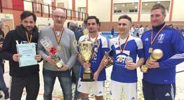 Wuppertaler KSM-Betriebssportmannschaft ist Rekordhalter