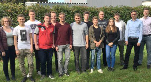 Willkommen bei KSM – neue Studenten und Azubis (m/w) am Start